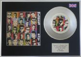 "MADNESS  -  SHUT UP  -  7"" Platinum Disc+cover"